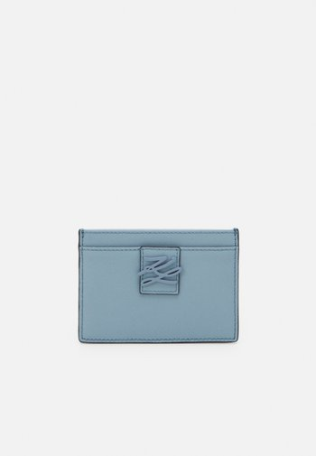 AUTOGRAPH FOLD - Wallet - smoked blue