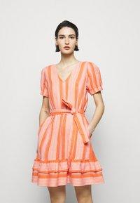 CECILIE copenhagen - Day dress - peach - 0