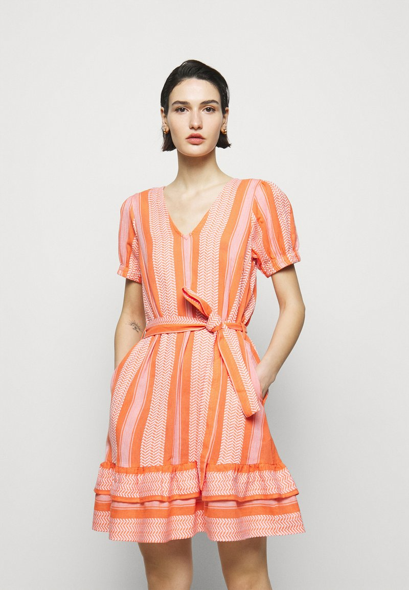 CECILIE copenhagen - Day dress - peach