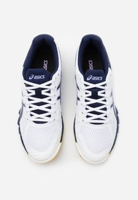 ASICS - GEL BLADE 7 - Volleyball shoes - white/peacoat - 3
