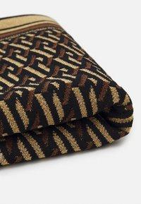 Versace - SCARF UNISEX - Foulard - nero/gold-coloured - 1