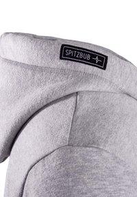 Spitzbub - VALENTIN - Zip-up sweatshirt - grau - 5