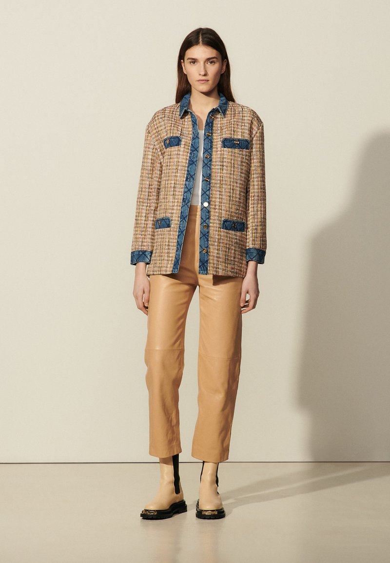 sandro - CHRISTINE - Summer jacket - multicolore