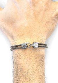 Anchor & Crew - Bracelet - grey - 0