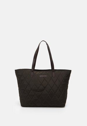 WITFORD QUILTED TOTE SET - Handbag - olive