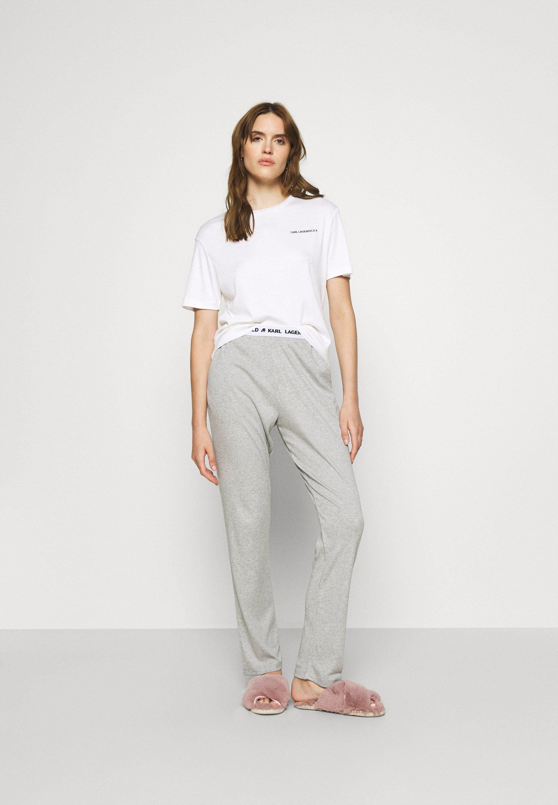 Damen LOGO - Nachtwäsche Shirt