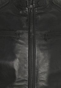 Tigha - TALON - Leather jacket - black - 5