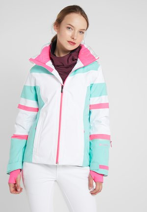 CAPTIVATE - Ski jacket - white