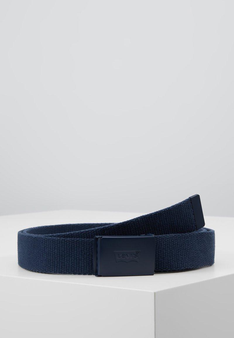 Levi's® - TONAL WEB BELT UNISEX - Belt - navy blue