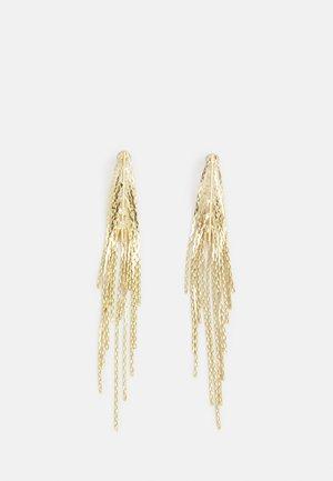 EARRINGS CARMEN - Oorbellen - gold-coloured