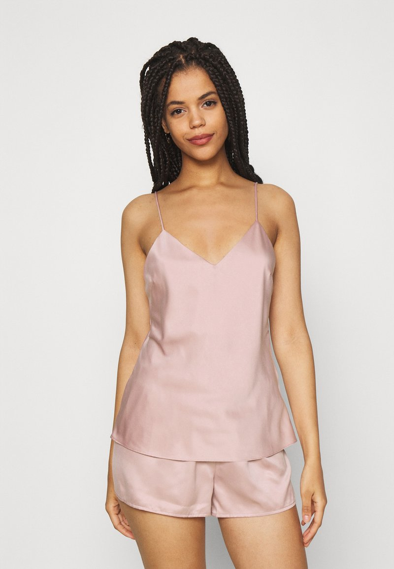 Anna Field - SIMPLE  SHORT SET - Pyjama set - pink