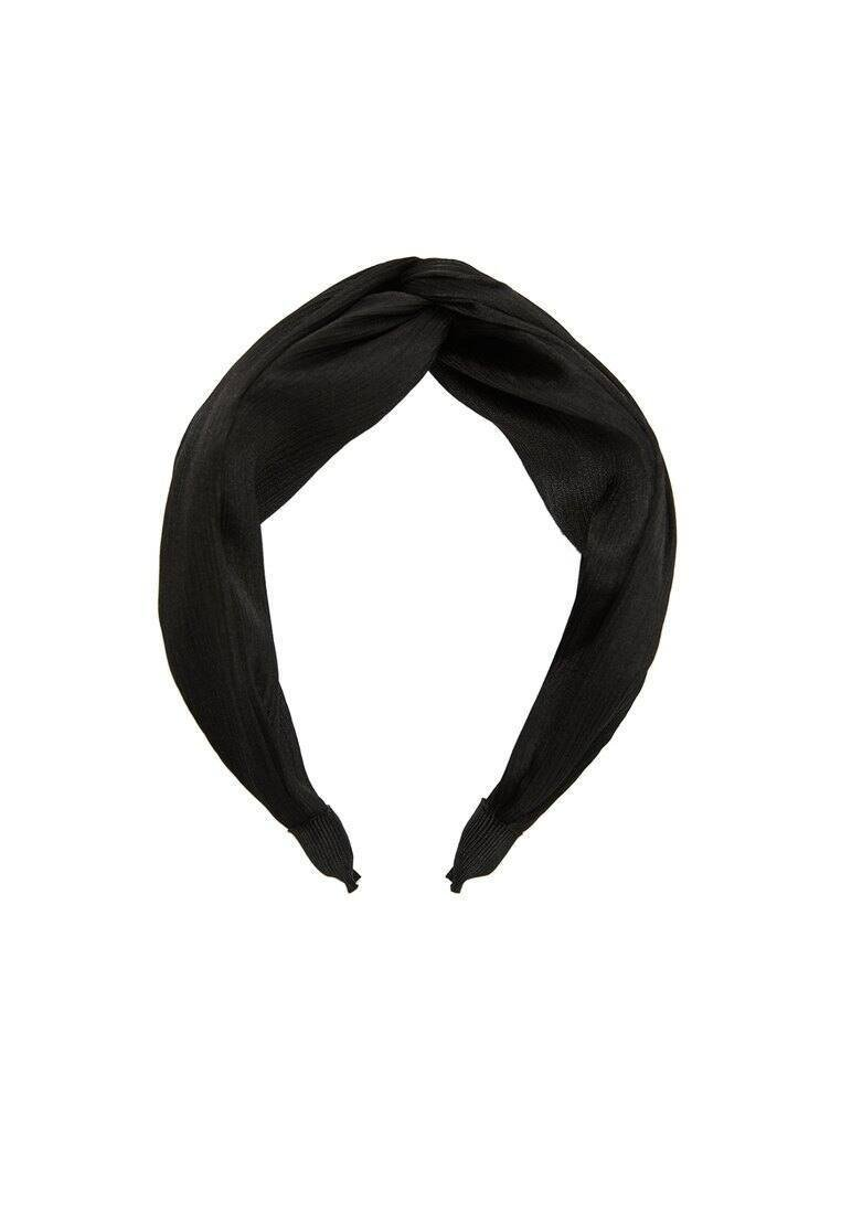 Stradivarius - 00223009 - Hair styling accessory - black