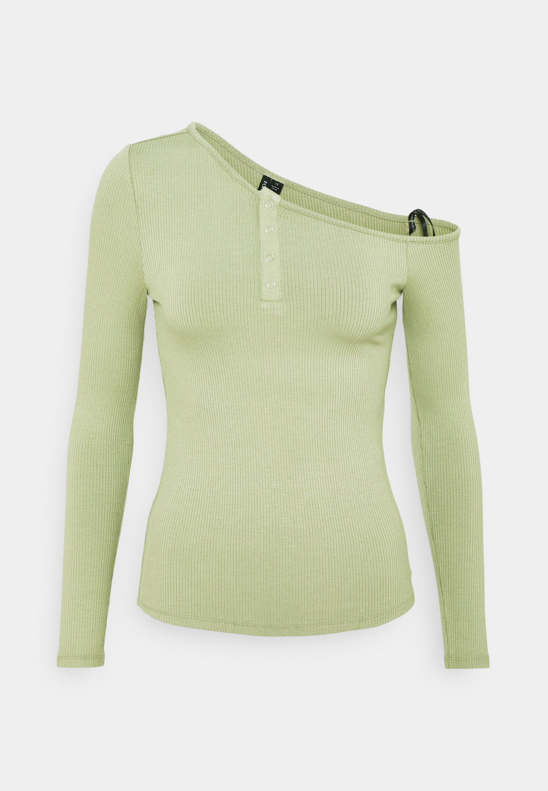 Women ELLIE TIPPED SHOULDER - Long sleeved top