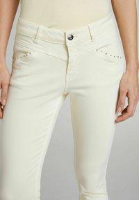 Oui - Slim fit jeans - flan - 3