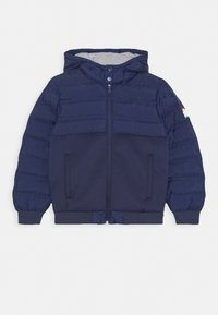Benetton - FUNZIONE BOY - Lehká bunda - dark blue - 0
