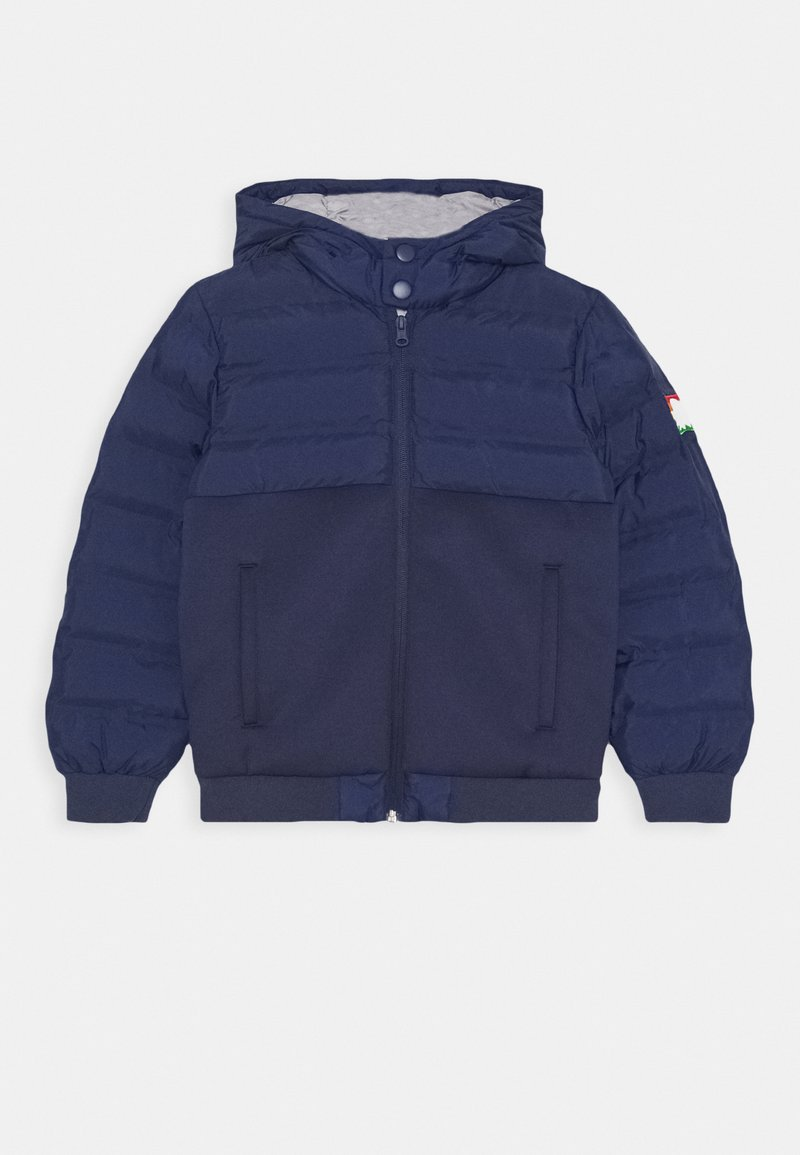 Benetton - FUNZIONE BOY - Lehká bunda - dark blue