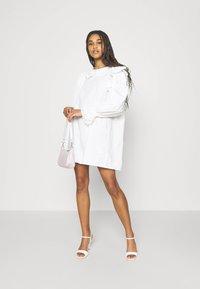 River Island - Shirt dress - white - 1