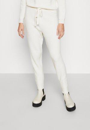 SCAPPATO - Teplákové kalhoty - ivory