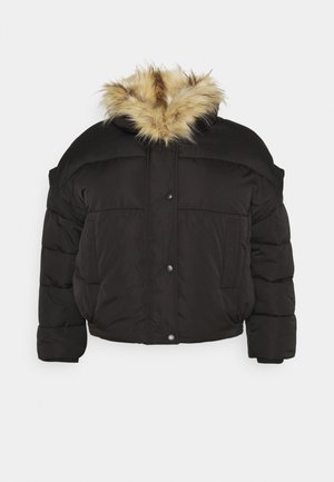 ULTIMATE PUFFER JACKET - Winter jacket - black