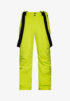 MIIKKA - Snow pants - lime rocks