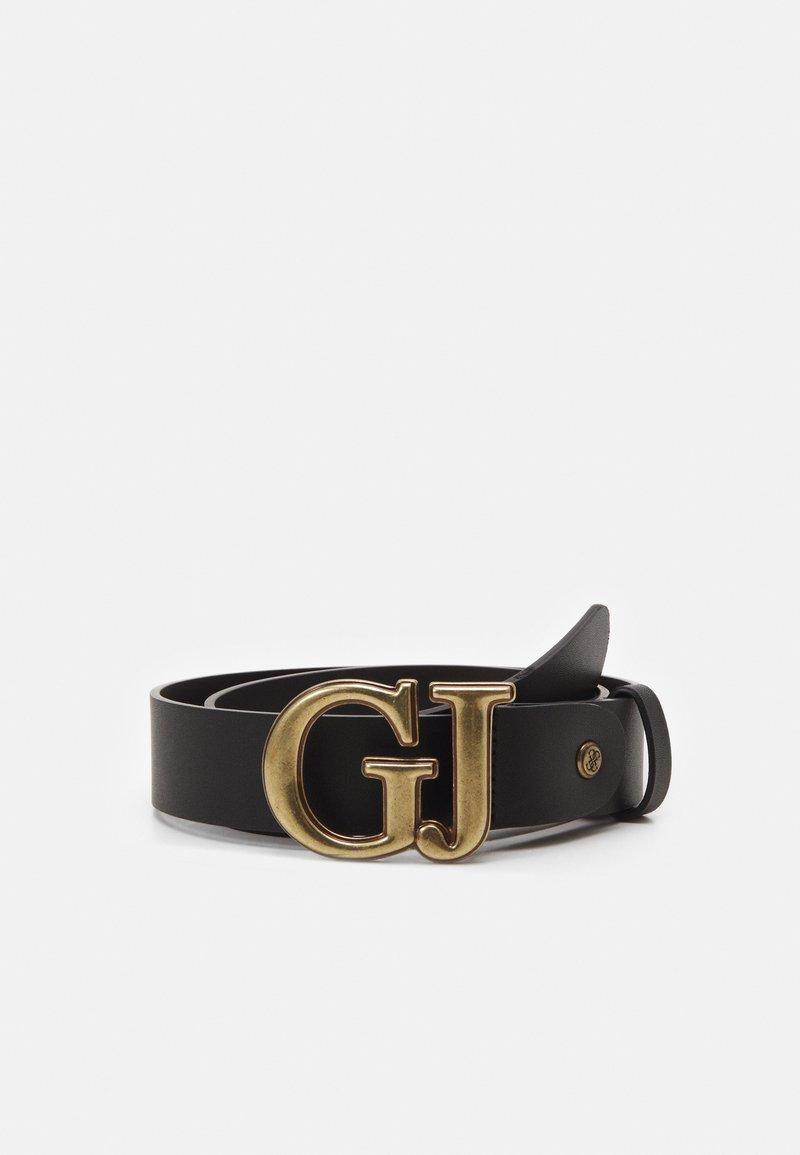 Guess - ADJUSTABLE PANT BELT - Belte - black