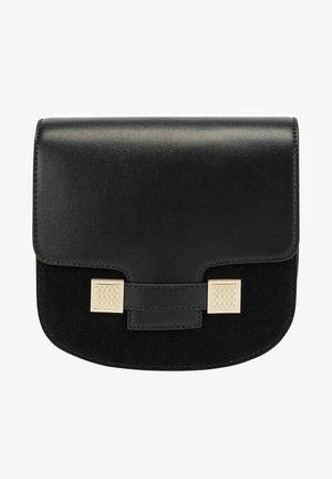 CARINE SHOULDER BAG - Across body bag - black