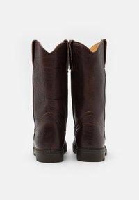 Blue Heeler - LONGREACH UNISEX - Boots - chestnut - 2