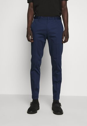 GENTS TROUSER - Stoffhose - dark blue