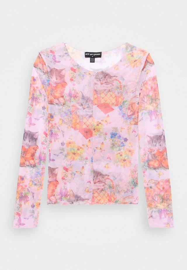 SWEET TOP - Pitkähihainen paita - multi-coloured