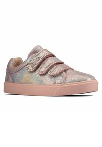 Clarks - CITY OASISLO - Sneakers laag - pink metalic - 5