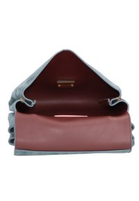 Coccinelle - ARLETTIS 19 CM - Laptop bag - shark grey - 2