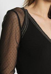 Morgan - Long sleeved top - noir - 6