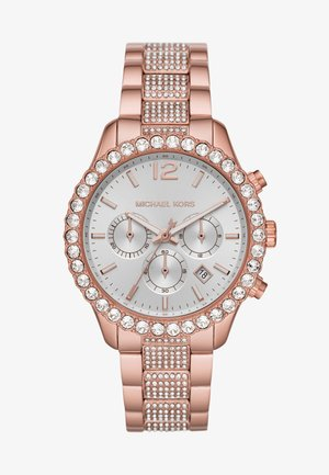 LAYTON - Zegarek chronograficzny - rose gold-coloured