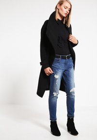 Expresso - XANI - Button-down blouse - black