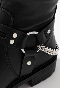 Even&Odd - Høye støvler - black - 2