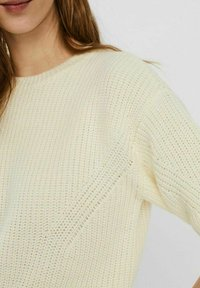 Vero Moda - Basic T-shirt - birch - 3