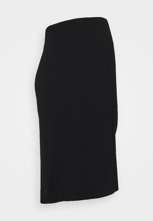 PCMNEORA SKIRT - Pencil skirt - black