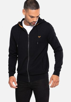 CHURA - Zip-up hoodie - schwarz