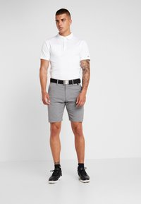 Peak Performance - AVIAMELSH - Sports shorts - grey melange - 1