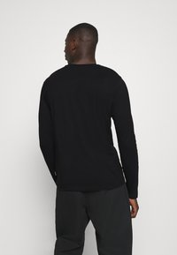 Only & Sons - ONSBTTF TEE - Long sleeved top - black - 2