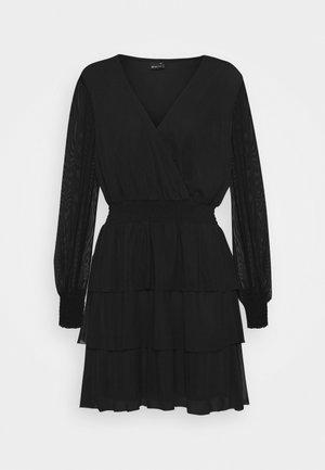 ALICE DRESS - Denní šaty - black