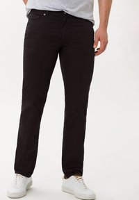 BRAX - STYLE CADIZ - Jeans slim fit - black - 0