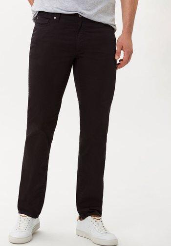 STYLE CADIZ - Jeans slim fit - black