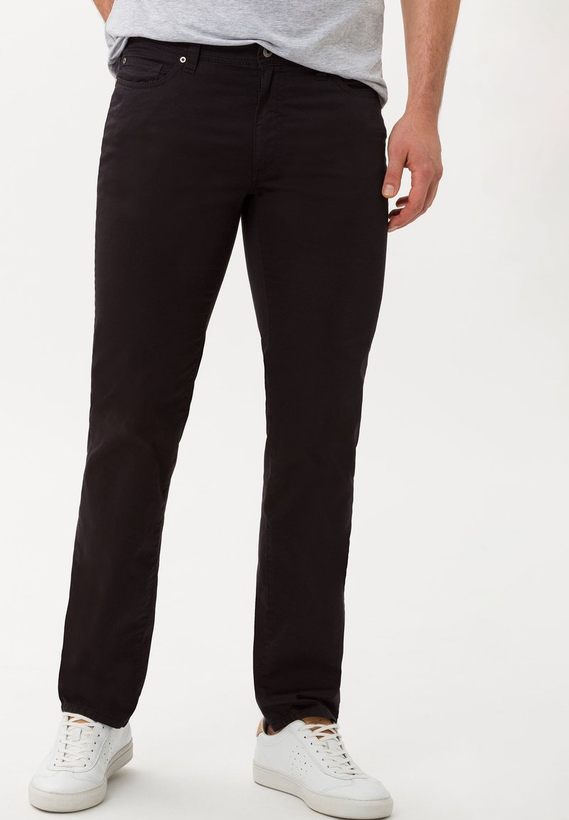 BRAX - STYLE CADIZ - Jeans slim fit - black