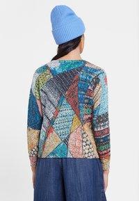 Desigual - JERS_VEMAZZA - Sweatshirt - multicolor - 2