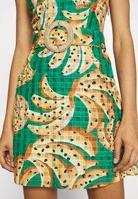 Farm Rio - RAINING BANANAS MINI DRESS - Day dress - multi - 5