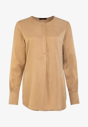 CHIWA - Blouse - brown
