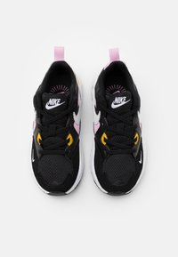 Nike Sportswear - AIR MAX FUSION UNISEX - Tenisky - black/white/light arctic pink/dark sulfur - 3