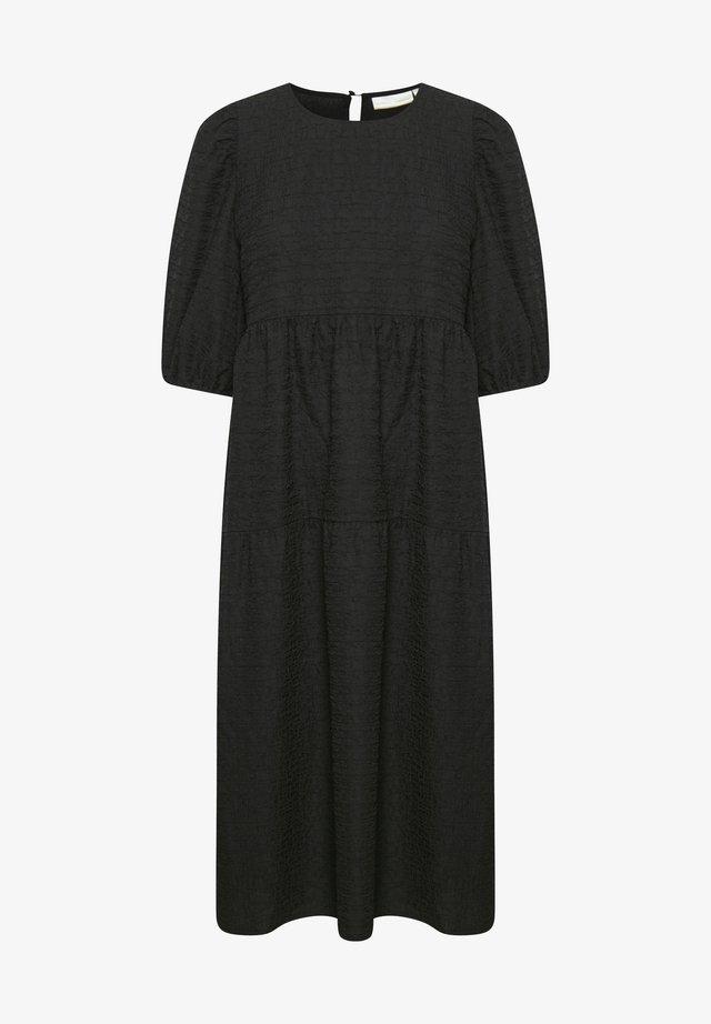 JOYEE DRESS - Korte jurk - black