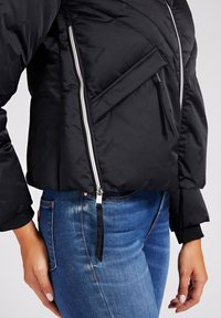 Guess - WATTIERTE JACQUARD A$AP ROCKY - Winter jacket - schwarz - 3